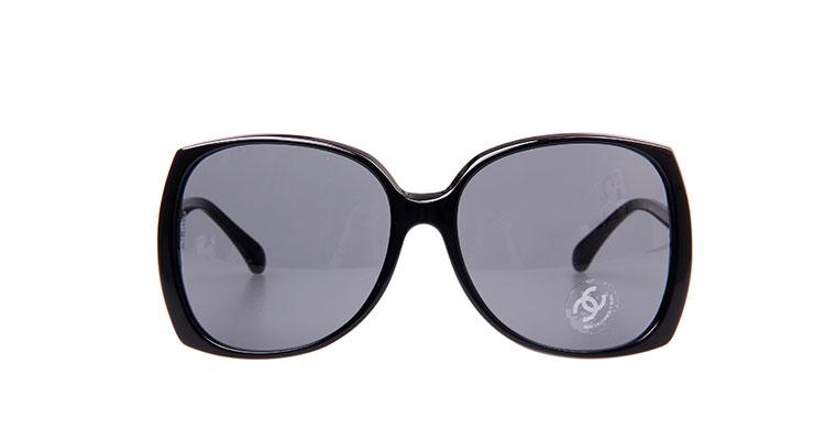 chanel(香奈儿) 黑色太阳镜